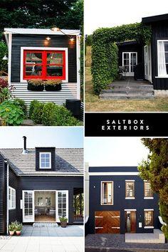 dream house: exteriors