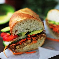 20 Vegetarian Sandwiches To Fix Every Awful Lunchtime Mood