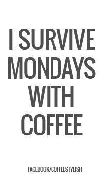 #coffee #monday