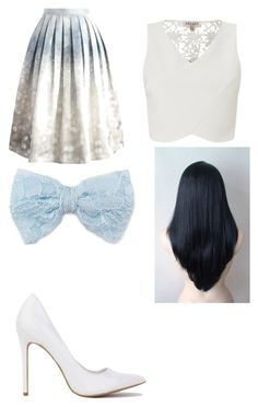 """""""Little miss magic"""" by projectalice5 on Polyvore featuring Chicwish, Lipsy and Decree"""