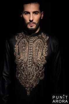 African Clothing For Men, Royal Clothing, African Men Fashion, Best Mens Fashion, Mens Fashion Suits, Mens Shalwar Kameez, Kurta Men, Mens Sherwani, Casual Shirts For Men