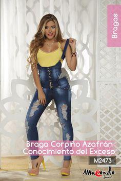 Colección Pre-Feria Colombia Moda 2015 - Bragas - Macondo Jeans