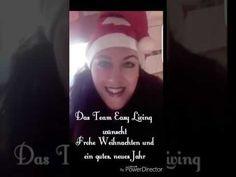 YouTube www.doripue.flpg.at Wünsche Frohe Weihnachten #teameasyliving #teamdoripue