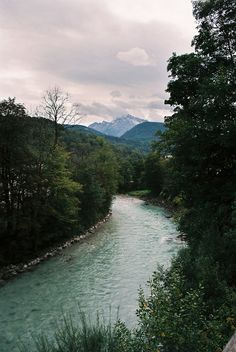 just-breezy:    Somewhere in Germany on the way to Almbachklamm Gorge / alldoomandgloom