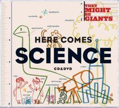 ¿Qué tal algo de música diferente a lo de siempre para las fiestas infantiles?    Partiendo átomos: Gigantes contra Barney en el Blog de BabyCenter.