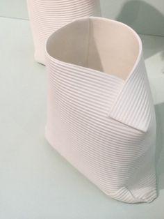 Créations en porcelaine de Fanny Laugier