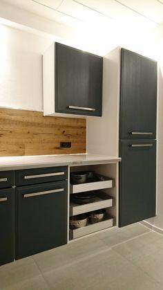 Küche restaurieren