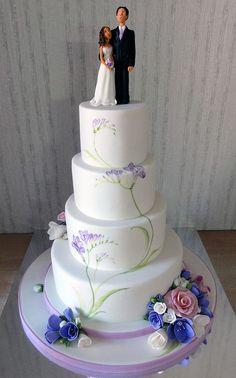 Фрезии   http://www.artcake.ru/cakes.htm/