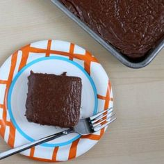 Don't Mess with Dessert! Texas Sheet Cake Never Disappoints   Shine Food - Yahoo! Shine