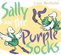 When her tiny purple socks start to expand, Sally turns them into a scarf and then curtains, but things soon get out of hand.