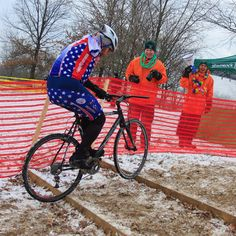 Charles McDonald, A One-Armed Competitive Bicycle Racer