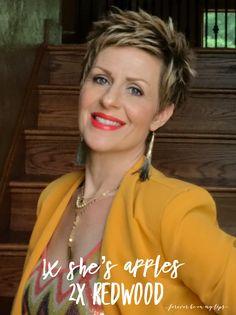 1x She's Apples 2x Redwood #shesappleslipsense,#shesapples,#redwoodlipsense,#redwood,#warmmatte,#warmshimmer,#SeneGence,#LipSense,#foreverbeonmylips FB Group  https://m.facebook.com/groups/1770198449906995  FB Page https://m.facebook.com/ForeverBeOnMyLips/  YouTube: https://www.youtube.com/channel/UCusIpIjvlAscVGMeZ8qBdvg  Become a Distributor: https://www.senegence.com/SeneSite/SellSeneGence.aspx?d=208883