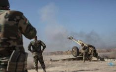 Iraqi attack on Mosul begins with Kurdish forces moving in from the east