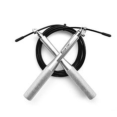 Moreshare Speed Jump Rope  10 feet Adjustable  Superior Quality Long Aluminum Handles Best for Boxing MMA Training Crossfit Exercise and Fitness >>> Learn more by visiting the image link.