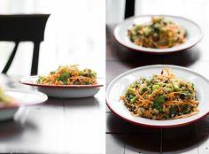 Cumin Lime Black Bean Quinoa Salad (quick + easy!) — Oh She Glows