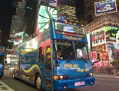 CitySights NY - Night Tour