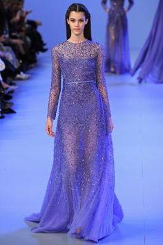 Elie Saab – Paris Haute Couture Fashion Week Spring 2014 by reva
