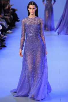 Elie Saab – Paris Haute Couture Fashion Week Spring 2014 by reva