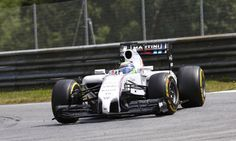 Williams F1 positive after strong finishes in Austria.  Williams had a strong showing in Austria with Valteri Bottas finishing third and Felipe Massa (shown) finishing fourth.