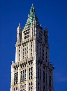 Preliminary pricing has been revealed for the Woolworth Building condos, and the penthouse will be listed for an eye-popping $110 million, according to Bloomberg News ...
