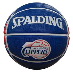 Wilson Los Angeles Clippers NBA 7-inch Mini Basketball