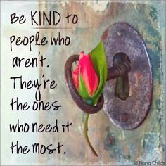 Art  - Words  - Inspiration  - Kindness
