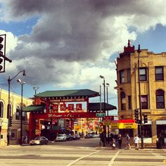 #chicago china town. - @noritoy- #webstagram