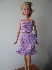 Ravelry: Wrap Around Ruffle Skirt pattern by Lynne Sears