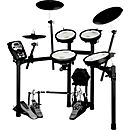 This would be my ideal kit. Double bass pedals and mesh heads. ~$1600