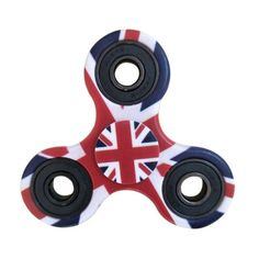 Autism and ADHD hand fidget spinner Fashion Finger Spinner Plastic