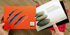 Extremely Creative and Beautiful Brochure Designs for Inspiration - Geeks Zine