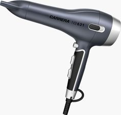 Hairdryer for men CARRERA Hairdryer with AC motor №631