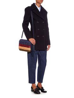 Melton double-breasted wool coat | Hillier Bartley | MATCHESFASHION.COM UK