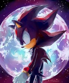 Shadow the Hedgehog's 15th year anniversary