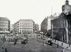 Puerta del Sol, 1865 - Portal Fuenterrebollo