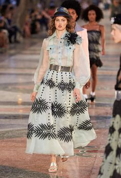 Ready-to-wear - Cruise 2016/17 - Look 16 - CHANEL