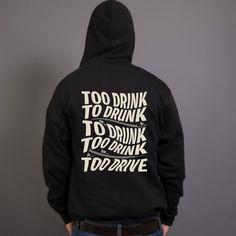 Too Drunk To Drive Black Sportage 3950 Marshall Kangaroo Hoodie - Funny Drinking Hoodies,Alcohol Hoodies,Alcohol Clothing,Funny Drinking Quotes,Funny Drinking Memes,Moonshine Hoodies,Beer Hoodies,Wine Hoodies,Corona Hoodies,Tequila Hoodies,Embroidery Hoodies,Typographic Hoodies,Graphic Hoodies,Funny Hoodies,Drank,Sober,Alco Tops,Drunk,Cheers,Salud,Skål,Prost,Proost,Tchin,Santé,Cin Cin,Salute,Na Zdrowie,Tim-Tim,Fire In The Hole,Shirts,Sweatshirts