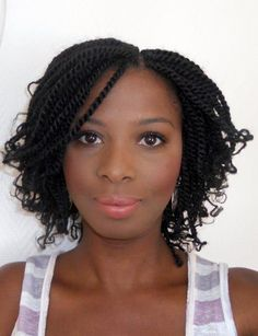 #Kinky Twists #natural hair