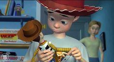 ¿Cuál es la historia detrás del sombrero de Andy en #ToyStory?