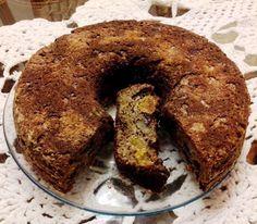Ingredientes 3 ovos 5 bananas nanicas bem maduras 2 xícaras de aveia 1 copo de damasco picado 1/2 copo...