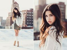 New York City - Harlem - Senior Portrait Photoshoot - Ling Wang Photography