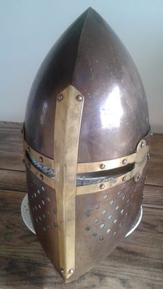 For Sale: 13th Century Great Helm -- myArmoury.com