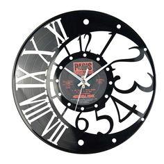 618 Roman Number - Original Gramophone LP Record Clock |Retail & Wholesale| More at ArtistryC.in