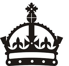 crown clip art black and white bing images clip art for kids rh pinterest com keep calm crown vector download keep calm crown vector free