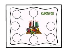 Freebie thinking map for kwanzaa - Christmas Activities, Classroom Activities, Classroom Ideas, Christmas Crafts, December Holidays, Winter Holidays, Holiday Time, Holiday Ideas, Wiccan