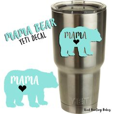 Yeti Cup Decal Placement Vinyl Project Ideas And Tips - Vinyl decals for cups