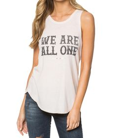 Spiritual Gangster - We Are All One Studio Tank Top: Elevate your yoga style with our favorite fit in the Spiritual Gangster We Are All One Studio Tank Top. We Are All One, Spiritual Gangster, Yoga Fashion, Yoga Inspiration, Fashion Brands, Topshop, Studio, Tank Tops, Womens Fashion