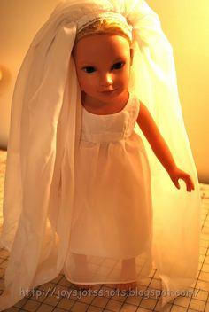 Elegante vestido de casamento