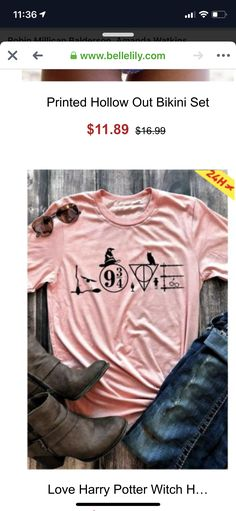 Pink Harry Potter love shirt Best Picture For diy jewelry rings stones For Your Taste You are lookin Funny Harry Potter Shirts, Harry Potter Disney, Harry Potter Style, Harry Potter Outfits, Harry Potter Clothing, New T Shirt Design, Shirt Designs, Love Shirt, Vinyl Shirts