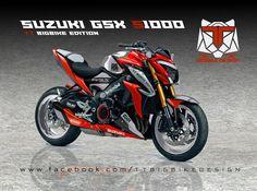 Suzuki GSX-S 1000 by TT Bigbike Design